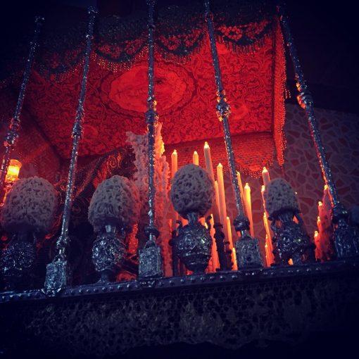pasos en miniatura procesion